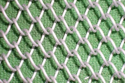 Chain Link Mesh For Decoration Application