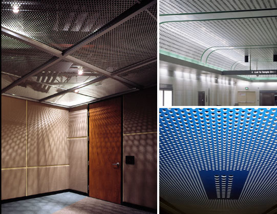 Decorative Mesh for Ceilings-05