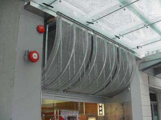 facade decorative mesh 05 - Decorative Mesh
