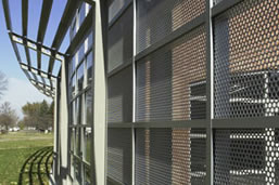 Perforated Metal for Outdoor Decoration-01