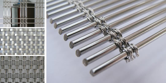 stainless steel decorative mesh 06 - Decorative Mesh