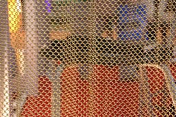 Chain Link Mesh For Decoration-12