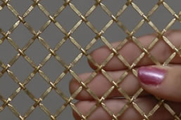 Crimped Wire Mesh For Decoration-03